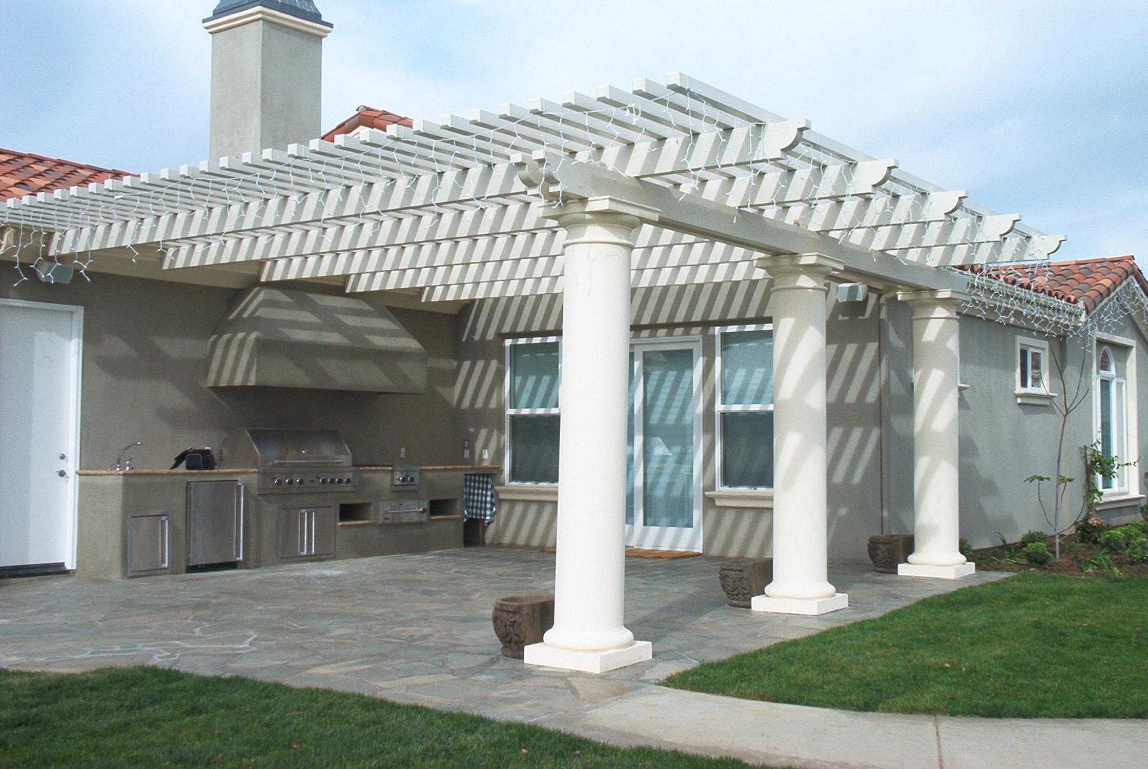 Aluminum Patio Covers | Hemet, Riverside, San Diego U0026 Orange ...